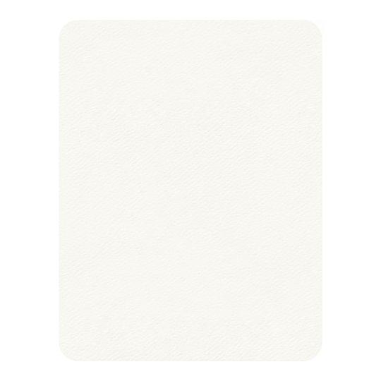 Felt White 10.8 cm x 14 cm, Standard white envelopes included