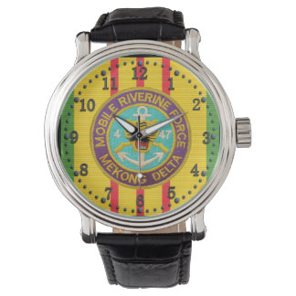 4/47th Inf. Vintage MRF Patch VSM Watch