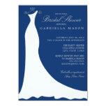 4.5 x 6.25 Sodalite Blue | Bridal Shower Invite
