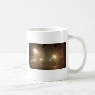 4 a.m. Fog Basic White Mug