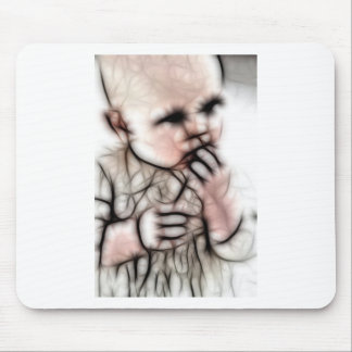 4 - Baby Dark Gear Mouse Pad