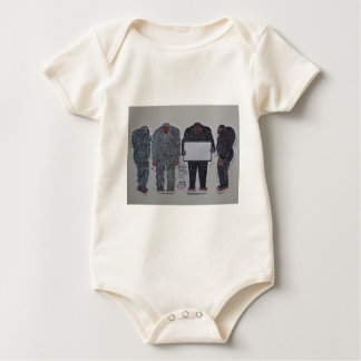 4 Blemmyes.JPG Baby Bodysuit