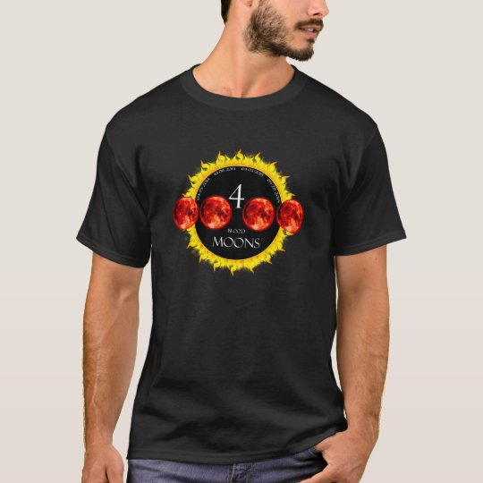 4 Blood Moons T-Shirt