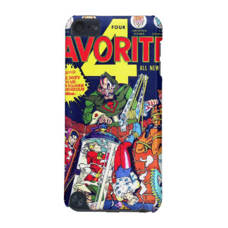 4 Favorite Comics 5 iPod Touch 5G Cover