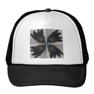 4 Feathers Hat