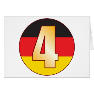 4 GERMANY Gold Card