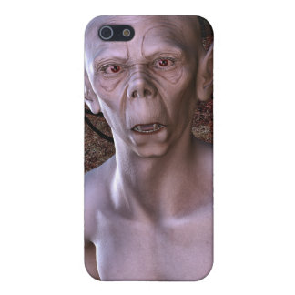 4 Gothic Demon Vampire  Cover For iPhone 5/5S