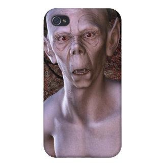 4 Gothic Demon Vampire  iPhone 4 Cases