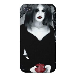 4 Gothic Eve  iPhone 4 Case