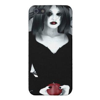 4 Gothic Eve  iPhone 5/5S Cases