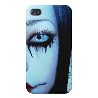 4 Gothic Vamp Demon  Cover For iPhone 4