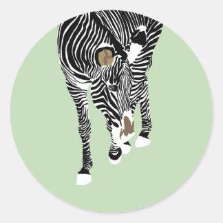 4 hoofs sticker
