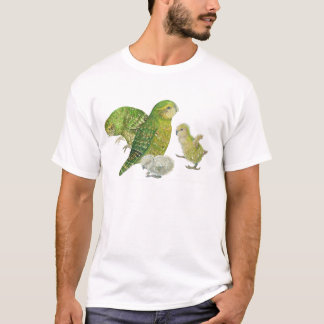 4 kakapos T-Shirt