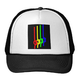 4 Knots Mesh Hats