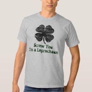 4 Leaf Clover Classic Tshirts
