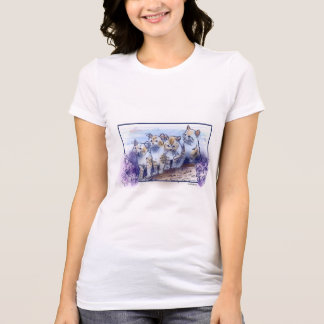 4 Little Kitties T-Shirt