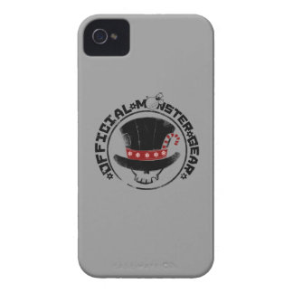 4 Little Monsters - Andy Holiday Logo iPhone 4 Covers