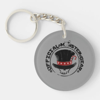 4 Little Monsters - Andy Holiday Logo Key Ring