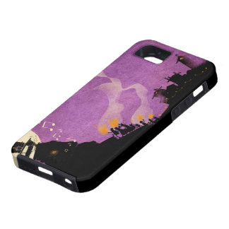 4 Little Monsters - Halloween Night iPhone 5 Covers