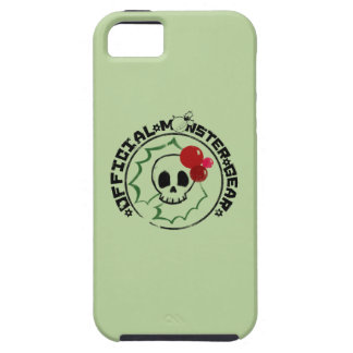 4 Little Monsters - Nessa Holiday Logo 2 iPhone 5 Cover