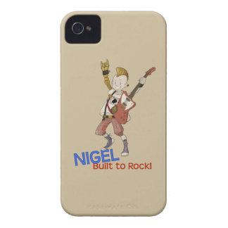 4 Little Monsters - Nigel iPhone 4 Case