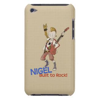 4 Little Monsters - Nigel iPod Touch Case