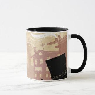 4 Little Monsters - Walking Through Town Mug