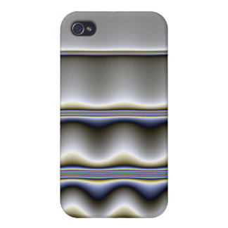 4 Metal Look  iPhone 4 Case