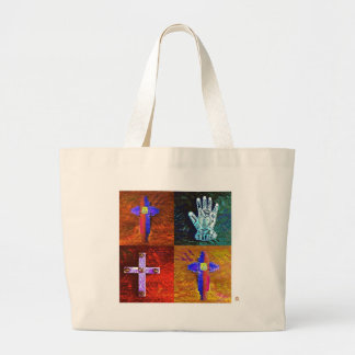 4 Miracles Tote Canvas Bags