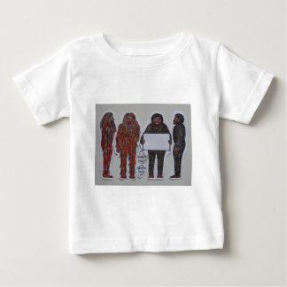 4 Neanderthals,.JPG Baby T-Shirt