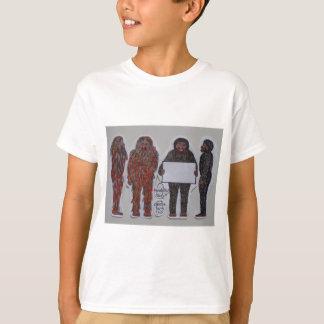 4 Neanderthals,.JPG T-Shirt