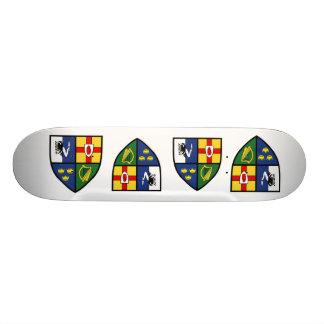 4 s, Ireland Skate Deck