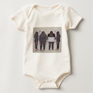 4 Sasquatch.JPG Baby Bodysuit