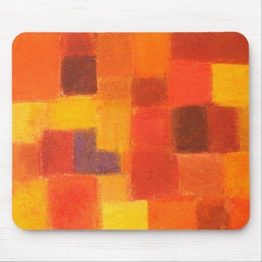 4 Seasons Autumn Mousepad