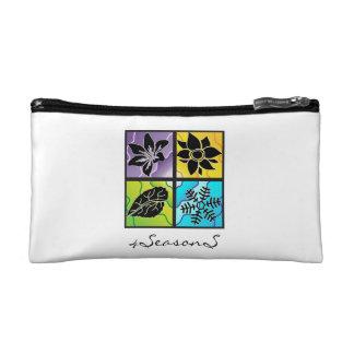 4 SeasonS Cosmetic Bags