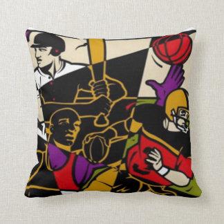 4 Sport Pillow Cushion