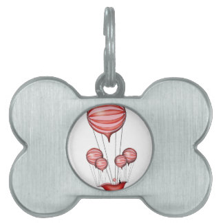 4) the gift - tony fernandes pet ID tag
