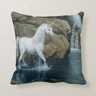 #4-Unicorn and Waterfall Cushion