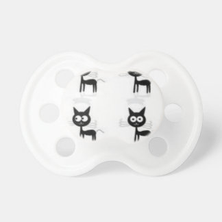 4 Way Kitty Baby Pacifier
