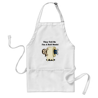 4 Who? Adult Apron