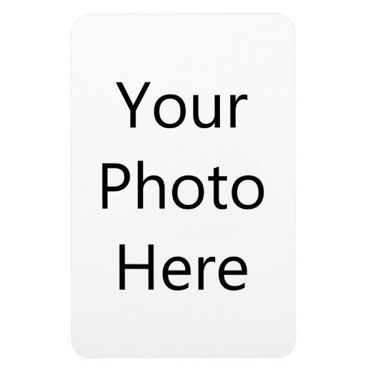 """4""""x6"""" Portrait Photo Magnet"""