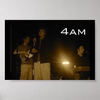 4am poster