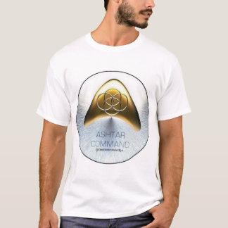 4biddenknowledge Ashtar Command T-Shirt