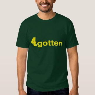 4gotten - Green Men's T Tees
