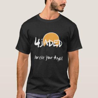 4Jaded Men's T-Shirt Dark w/Text