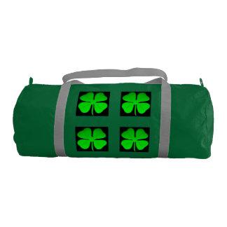 #4leafclover gym bag by DAL