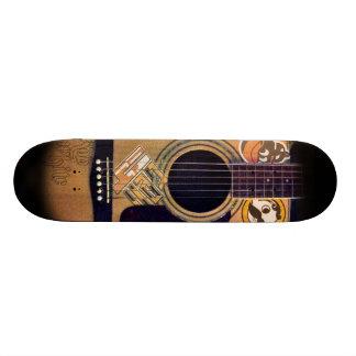 4ten: Bmore Guitar (Rob White) Skate Board