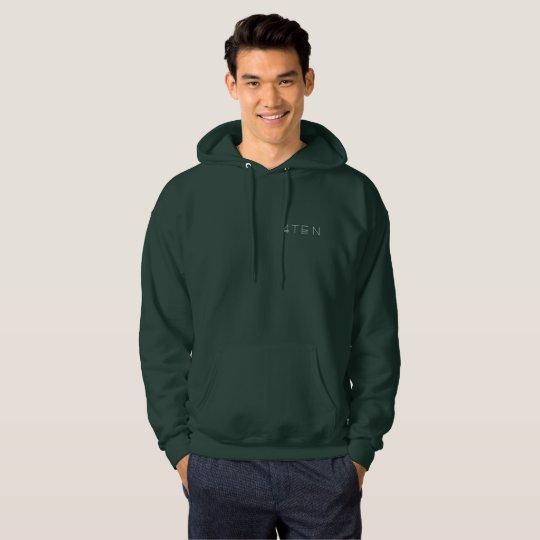 4TEN Dark Coloured Pullover Hoodie