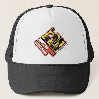 4ten Logo Trucker Hat