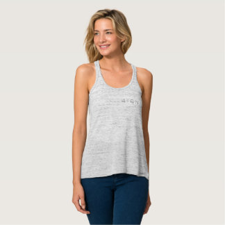 4TEN Womens Light Colours Flow Tank Top